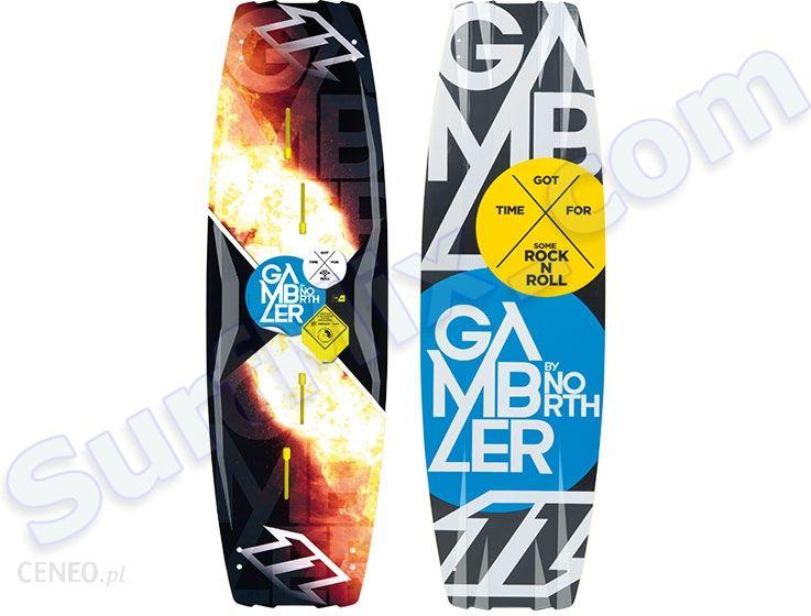 2376ee60b3511 North Kiteboarding Deska Gambler 2013 - Ceny i opinie - Ceneo.pl
