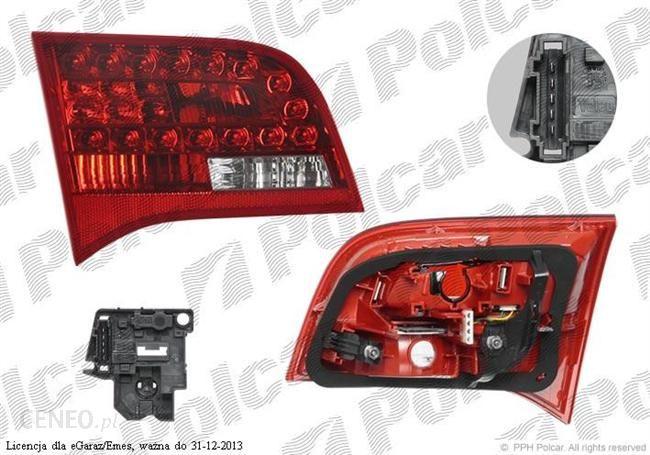 Lampa Tylna Valeo Lampa Tylna Wewnętrzna Typ żarówkiledece Audi A6