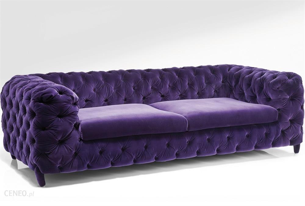 kare design sofa desire velvet 78016 zdj cie 1. Black Bedroom Furniture Sets. Home Design Ideas