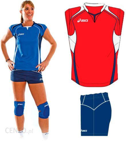 Asics Damski Komplet Siatkarski Set Olimpic Lady T211Z1 2650 Ceny i opinie Ceneo.pl