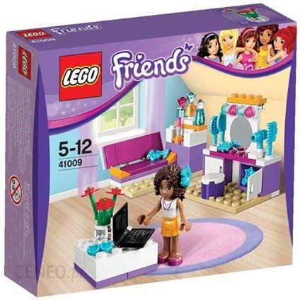 Lego Friends Sypialnia Andrei 41009