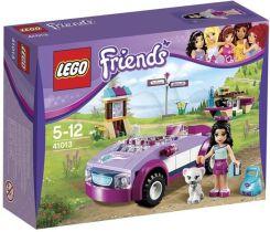 Klocki Lego Friends Sportowy Kabriolet Emmy 41013 Ceny I Opinie