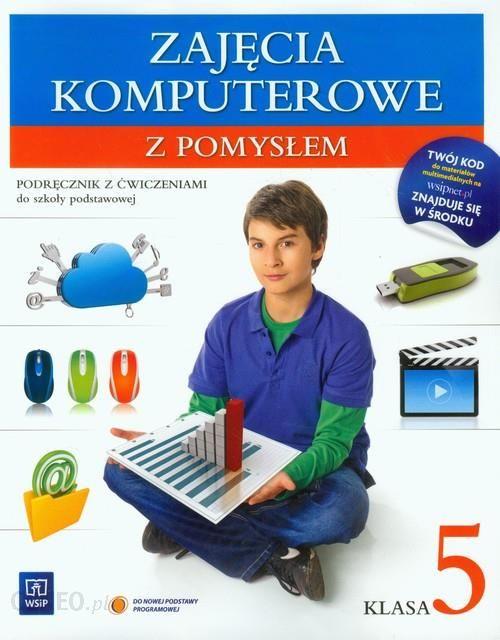 zajęcia komputerowe podręcznik z ćwiczeniami klasa 1