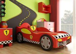 Babybest łóżko Dla Dzieci Samochód Super Speed Ceny I Opinie