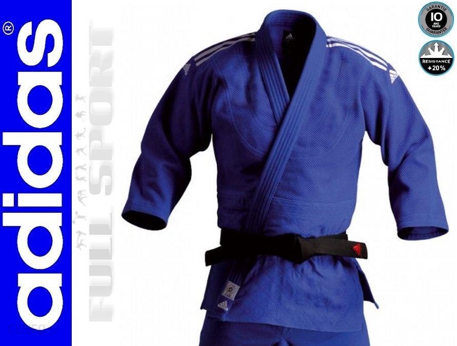 Adidas 155Cm Judoga Niebieska Elite 800Gsm Ceny i opinie Ceneo.pl