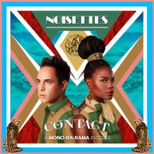 Noisettes - Contact (CD)