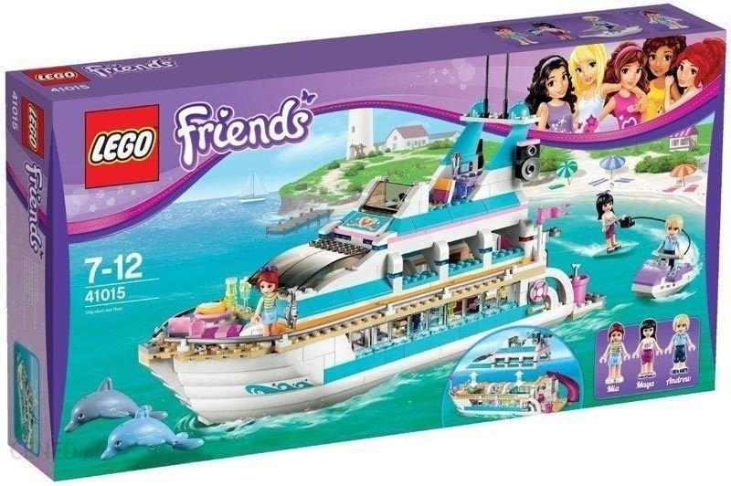 Klocki Lego Friends Jacht 41015 Ceny I Opinie Ceneopl