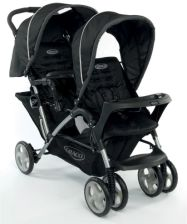 GRACO STADIUM DUO-SPORT LUXE Spacerowy