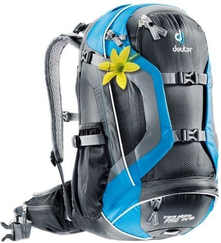 1220c5c673889 Plecak Deuter Trans Alpine Pro 24 Sl - Ceny i opinie - Ceneo.pl