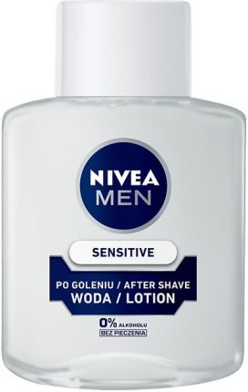 Nivea For Men Woda po goleniu Sensitive 100ml