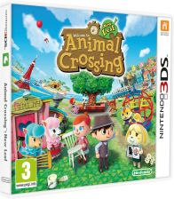 Animal Crossing: New Leaf (Gra 3DS)