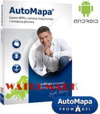 Mapa Do Nawigacji Automapa Europa Dla Android Licencja 366 Dni