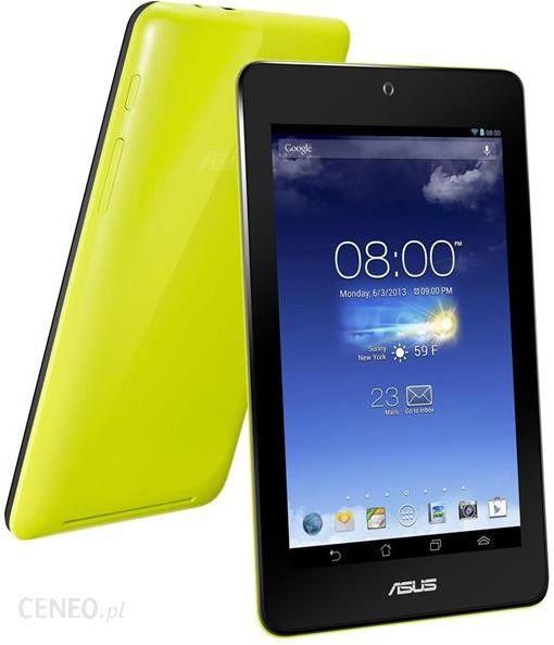 Tablet Asus Memo Pad Hd 7 Me173x 16gb Zielony Me173x 1f009a Ceny I Opinie Na Ceneo Pl