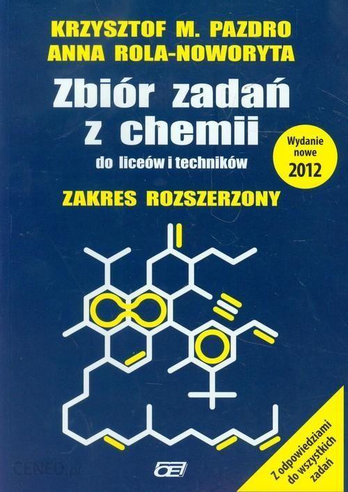 chemia zbiór zadań wsip odpowiedzi