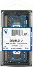 Kingston SODIMM 4GB DDR3 (KVR16LS114)