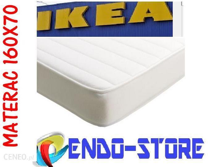 Ikea Materac Do łóżka 160x70 Cm 7012 Ceny I Opinie Ceneopl