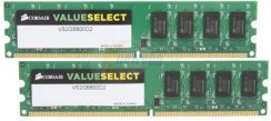 Corsair DDR2 4GB (2x2GB) 800MHz non-ECC CL5 (VS4GBKIT800D2)