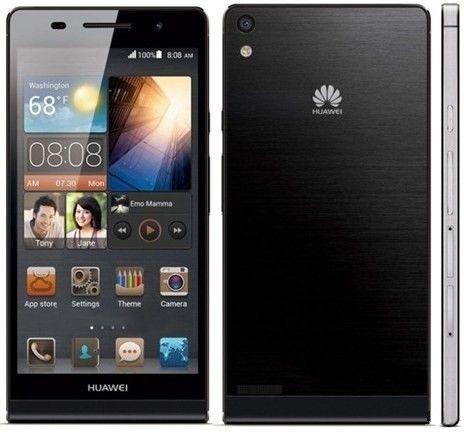 Huawei Ascend P6 Czarny Cena Opinie Na Ceneo Pl