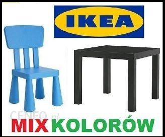 Madison Ikea Stolik Lack Krzeselko Mammut