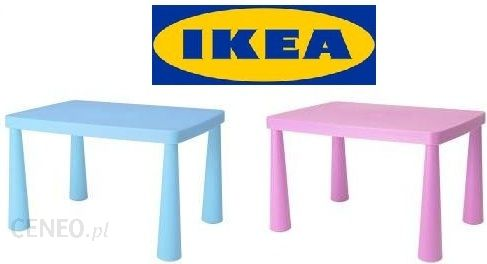 Ikea Mammut Stolik Plastikowy