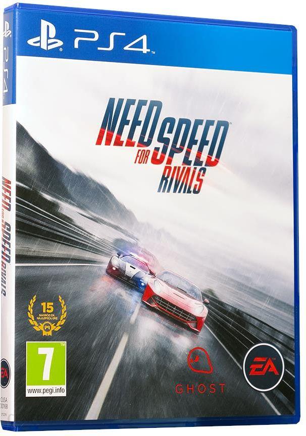 Gra Ps4 Need For Speed Rivals Gra Ps4 Opinie Komentarze O Produkcie 1
