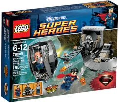 Lego Super Heroes Superman: Black Zero Escape 76009