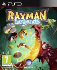 Rayman Legends (Gra PS3)