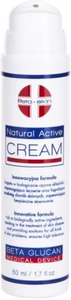 Beta skin natural active cream krem 50ml