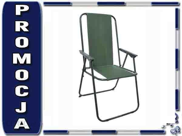 Krzesło Ogrodowe Jum Krzesło Turystyczne Składane Wysokie Om