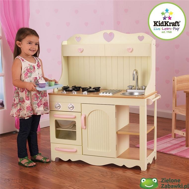Kuchnia Drewniana Na Prerii Kidkraft Kuchnie Dla Dzieci