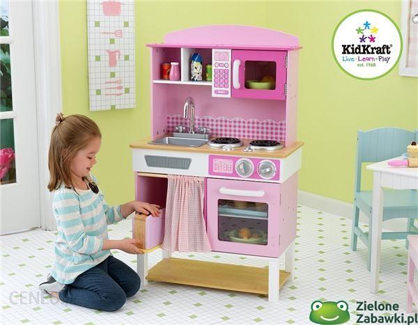 Zabawka Domowa Kuchnia Drewniana Kidkraft Kuchnie Dla Dzieci Ceny I Opinie Ceneopl