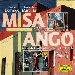 Bacalov, Piazzolla - Misa Tango, tangosaín, + Piazzolla: Libertango, adiós  Nonino (CD)