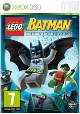 LEGO Batman: The videogame (Gra Xbox 360)