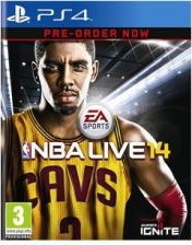 NBA Live 14 (Gra PS4)