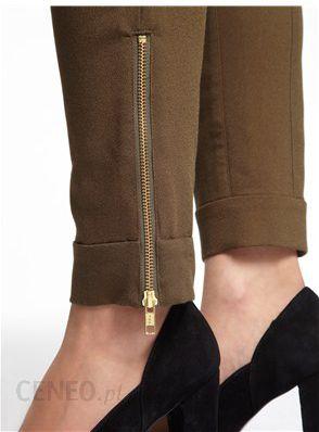 cbe450481a Alba Moda Spodnie khaki - Ceny i opinie - Ceneo.pl