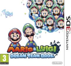 Mario & Luigi: Dream Team Bros (Gra 3DS)