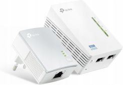 Power Line Communication PLC TP-LINK TL-WPA4220 Kit (TL-WPA4220KIT) - zdjęcie 1
