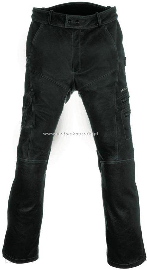 Odzież motocyklowa Spodnie Richa Vintage czarne Opinie i ceny na Ceneo.pl