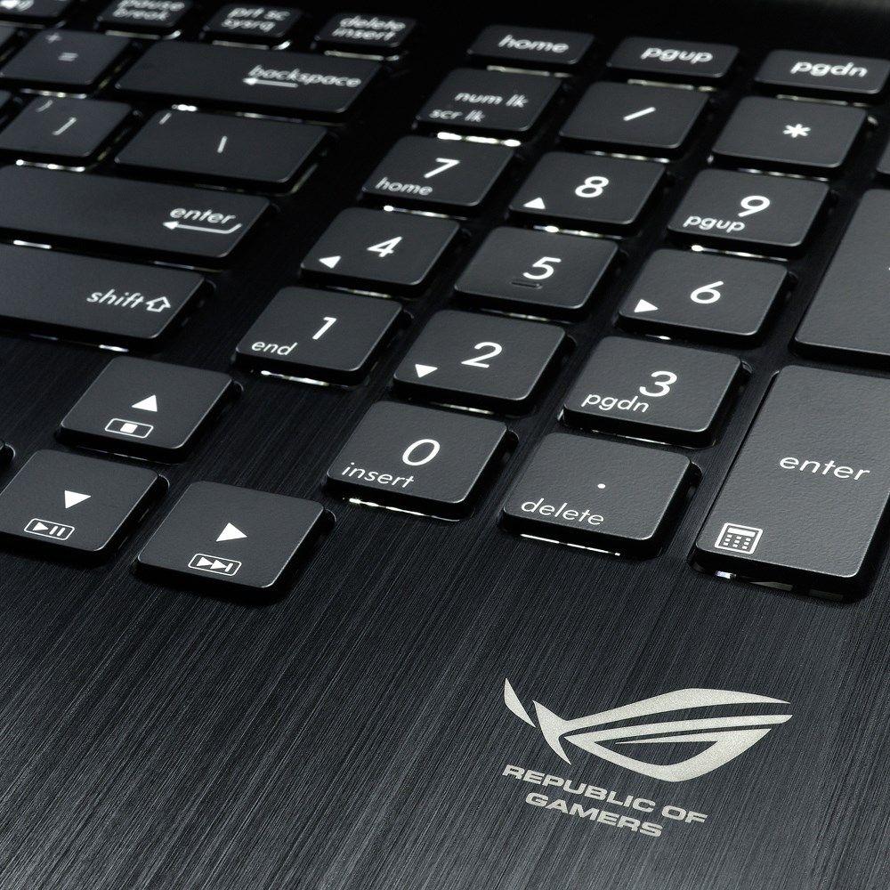 78d1670e5fd1c Laptop ASUS G750JX-T4191H - Opinie i ceny na Ceneo.pl