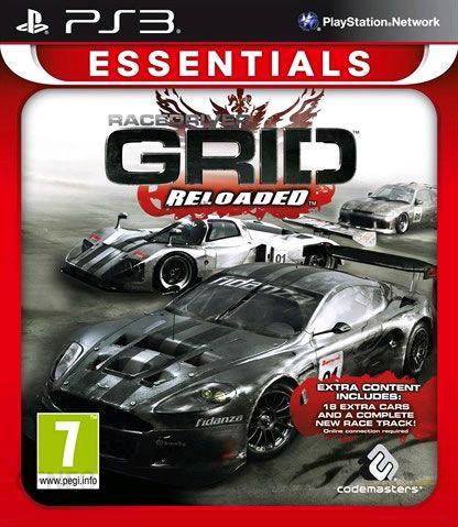 Racedriver Grid Gra Ps3 Ceneo Pl