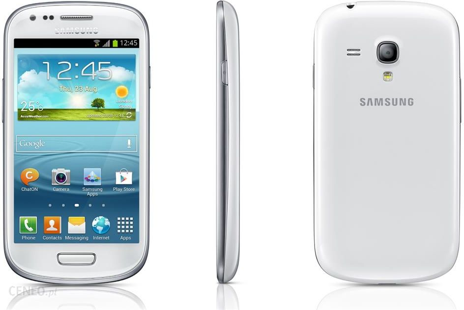 Smartphone Samsung Galaxy S4 Mini Gt I9192: Samsung Galaxy S IV (S4) Mini Duos GT-i9192 8GB Biały