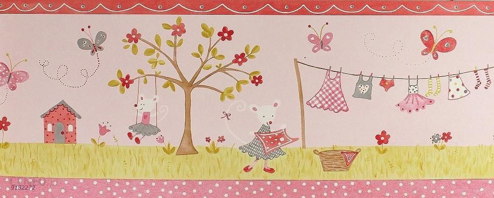 Camengo Pasek Dekoracyjny ścienny Border Dla Dzieci Mouse Lollipops 9182272 Opinie I Ceny Na Ceneopl