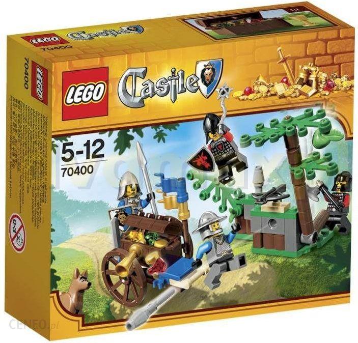 Klocki Lego Castle Zasadzka W Lesie 70400 Ceny I Opinie Ceneopl