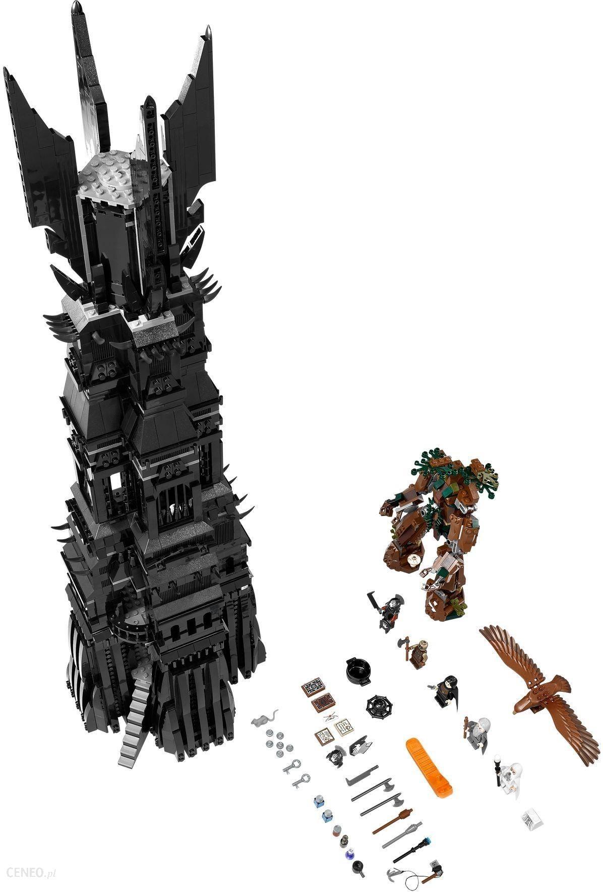 Klocki Lego Władca Pierścieni The Tower Of Orthanc 10237 Ceny I