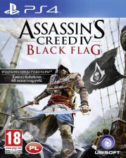 Assassins Creed 4 Black Flag Edycja Specjalna (Gra PS4)