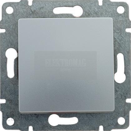 Kos Elektro Vena Aluminium Wyłącznik Pojedynczy