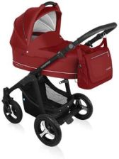 Baby Design Lupo Comfort 02 Dark Red Głęboko Spacerowy