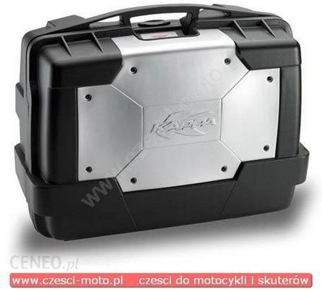 słodkie tanie ogromny wybór nowe promocje Kufer centralny lub boczny Kappa Garda 33l