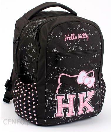 4fd656fc380d7 Karton P+P Plecak Hello Kitty Icon Czarny - Ceny i opinie - Ceneo.pl