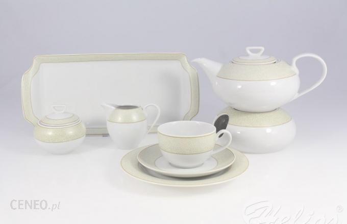 166e13716f546 Ćmielów Garnitur do herbaty 12 os 40 el Yvonne 740 - Opinie i ...